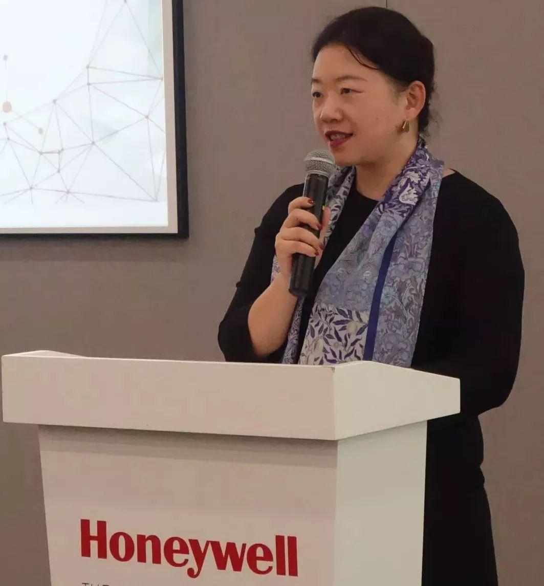 霍尼韦尔-启迪智能技术加速营江苏泰兴突发飓风第三期项目 展示了各自的科技创新成果