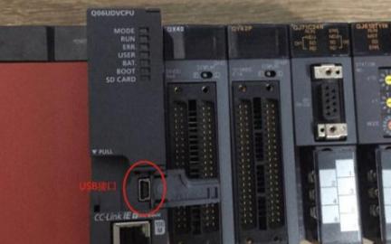 PLC编程中如何连接电脑将程序写入PLC