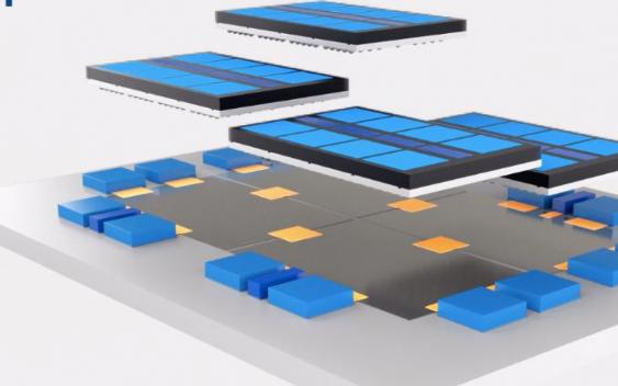 英特尔先进封装技术为芯片产品架构开启全新维度