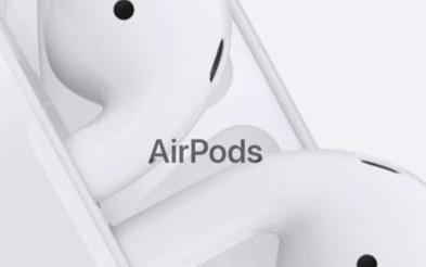 苹果发布AirPods无线耳机还推出无线充电盒