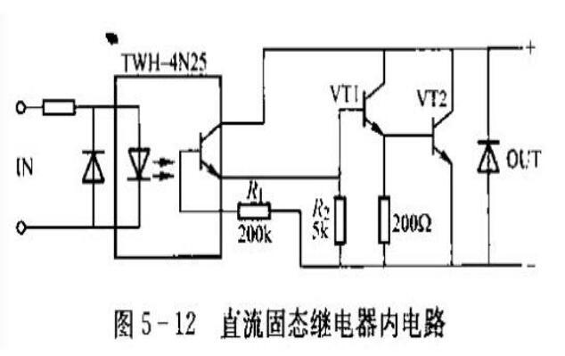 AC和DC SSR固態繼電器的電路,性能和使用