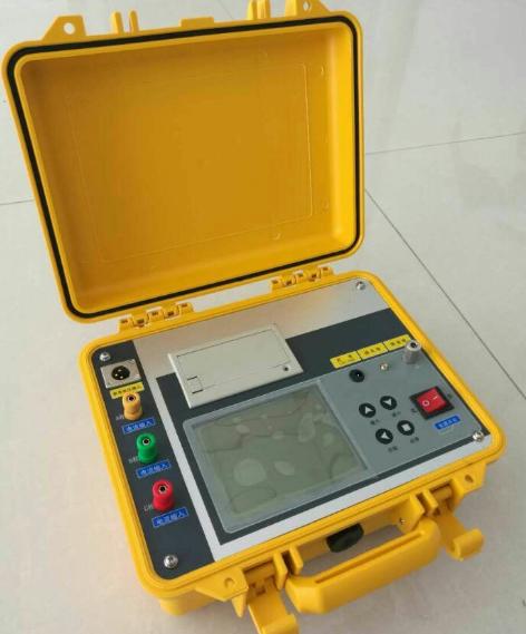 氧化锌避雷器测试仪的使用方法