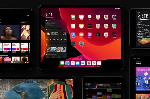 苹果正在研发一款全新的10.2英寸平板类似iPad Pro 2018的外形设计