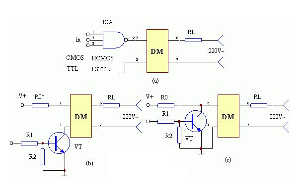 TTL电平和COMS电平的常识性概念详细资料说明