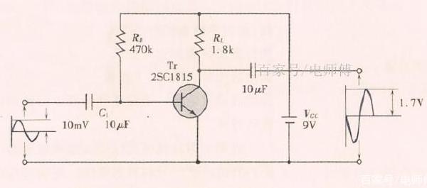 关于晶体三极管放大电路的工作原理