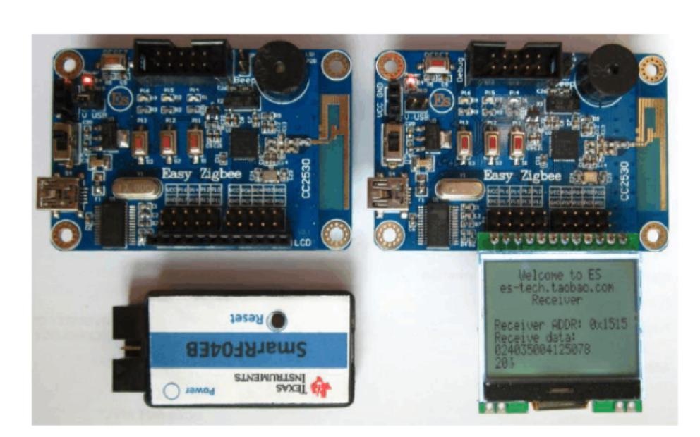 如何使用CC2530实现无线数据传输并显示在液晶上实验详细说明