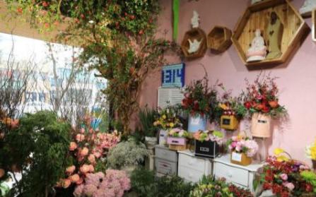 花卉店采用VR技术让花卉开在人们心中