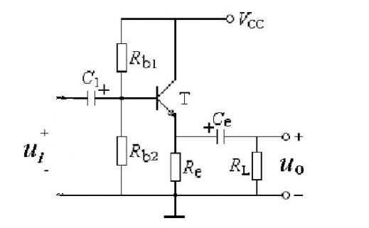 三极管放大电路之共集电极简析