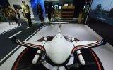 """顺丰也玩高科技研发新型无人机 外形酷似""""魔鬼鱼""""具备智能飞行"""