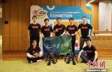 中国机器人球队斩获世界杯中仿组亚军