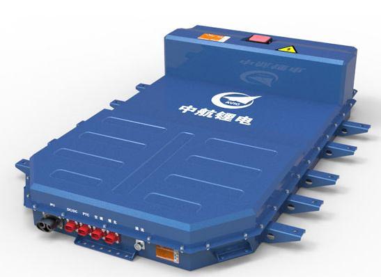 中航锂电20GWh动力电池项目落户厦门