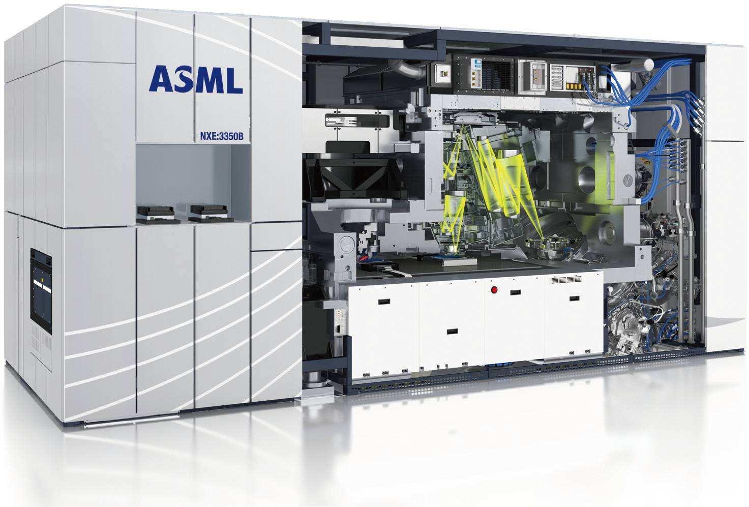 中国人窃取ASML光刻机机密?