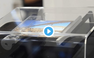 索尼或正在开发可自由抽拉的触控屏幕