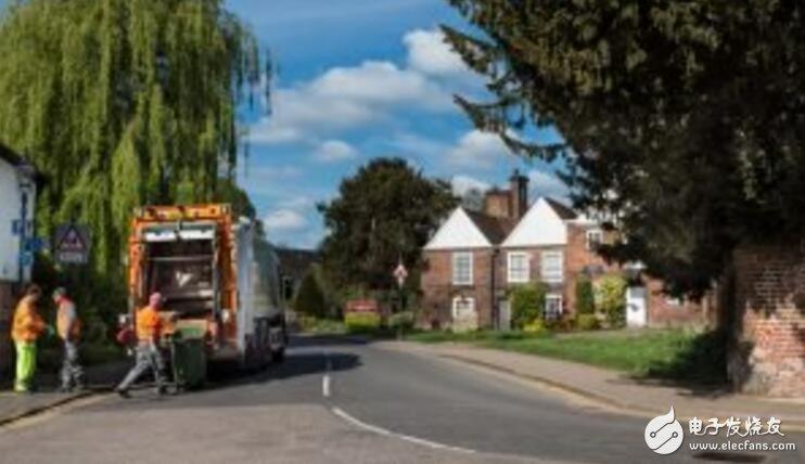英国垃圾回收公司LTD宣布它将是全国首个接受比特币的公司