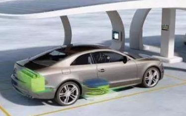苹果正在开发自动驾驶汽车无线充电技术