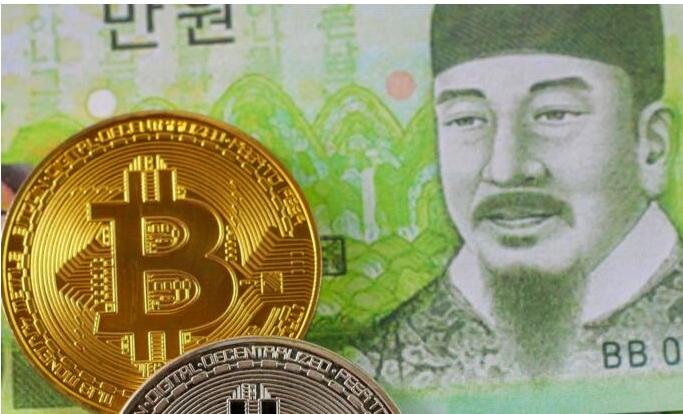 比特币在韩国非常活跃大约有200万人拥有比特币和...