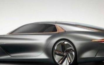 宾利推出电动概念车EXP100GT 引领自动驾驶...