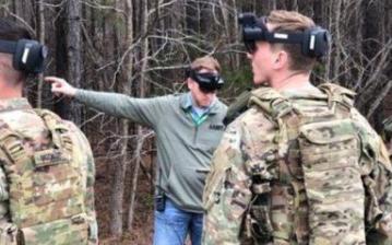 美国或将利用VR训练士兵以应对核战争