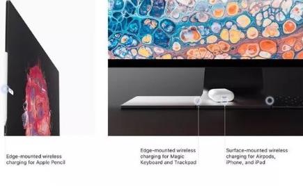 行业 | 全面屏iMac来了:Face ID+无线充电