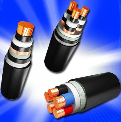 电力电缆的基本结构由什么组成