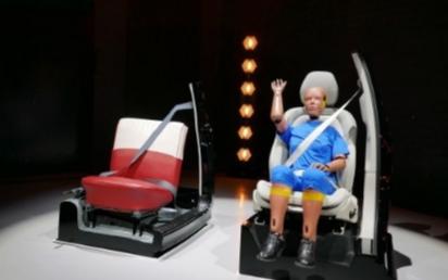 沃爾沃新汽車安全技術發布