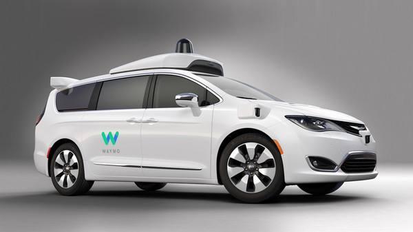 Waymo对外公布其自动驾驶最新里程碑