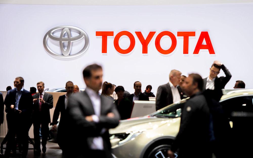 丰田成立了一家合资企业 生产自动驾驶汽车芯片