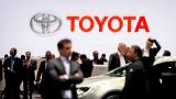 豐田成立了一家合資企業 生產自動駕駛汽車芯片