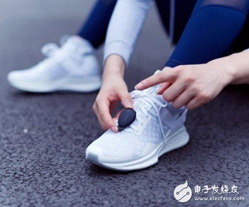 """咕咚跑步精灵在京东众筹上架 号称可以让任意跑鞋变身""""智能跑鞋"""""""