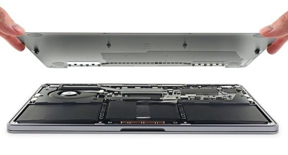 苹果发布了13英寸版MacBook Pro配备了58.2Wh的电池续航可达10小时