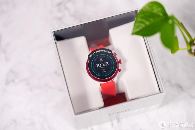 FossilSport智能手表评测 高颜值且非常Fashion