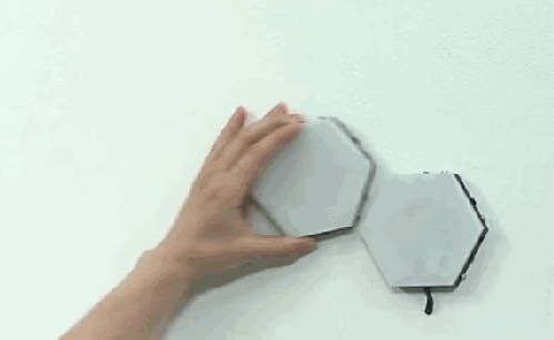 Helios组合式模块化触控LED壁灯介绍