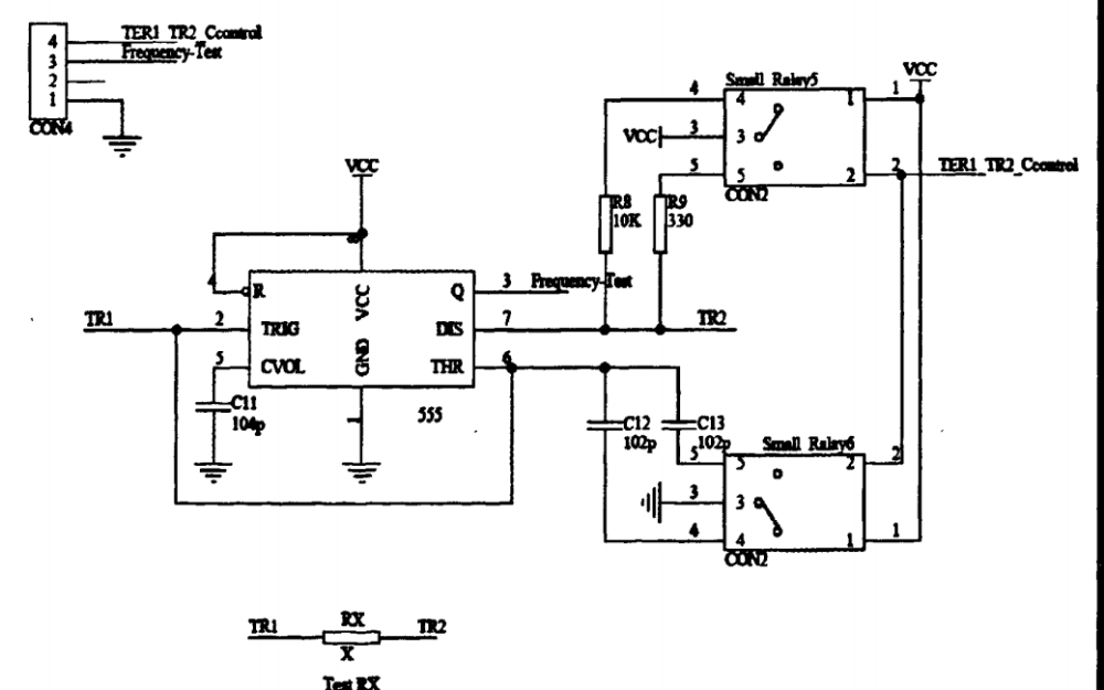 具有语音功能的RCL测试仪的设计资料详细说明