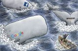 """苹果、Facebook、谷歌——一场针对美国大型科技公司的""""围剿""""开始了!"""
