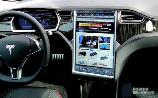 """中国面板的未来 车载显示成""""网红"""""""
