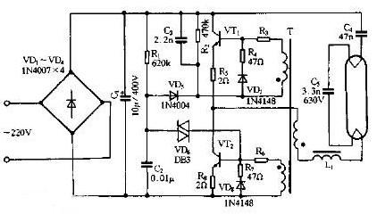 电子镇流器的基本原理及具有哪些优势