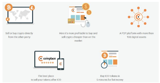 世界上第一个使用加密货币进行直接P2P交易的平台...