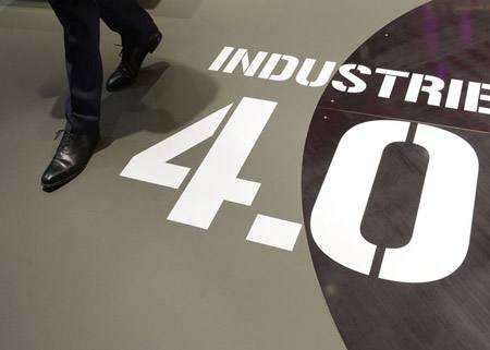 """工业 4.0 的企业 —— """"智能工厂"""""""