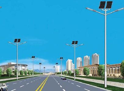 太阳能路灯的组成、工作原理及优势分析