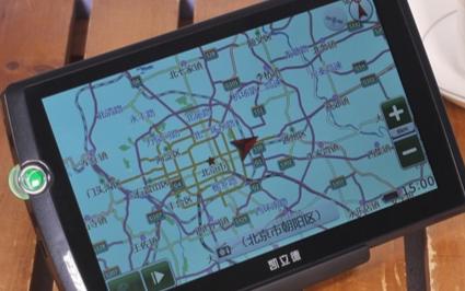 凯立德K370S上的电容屏极致操作体验