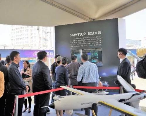 无人机发展历程简述,5G时代工业无人机如虎添翼