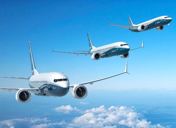 波音表示预计9月完成737MAX软件修复将会尽力...