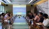泰国朱拉蓬皇家学院到访上海生物芯片有限公司参观交流、合作