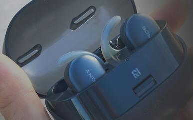 真无线蓝牙运动之选 索尼WF-SP900伴你生活左右