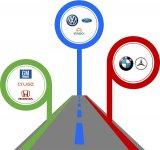 巨头抱团,自动驾驶行业已呈三足鼎立之势