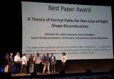 CVPR获奖论文中有三大奖项的第一作者均有华人在列