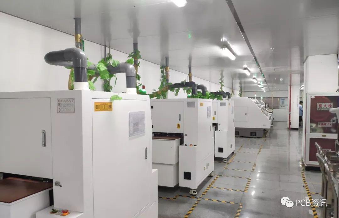 走访中信华电子产业园,了解中国的PCB制造水平现状
