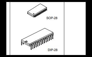 SC7313带音调和音量处理的数控四声道音频处理器数据手册免费下载