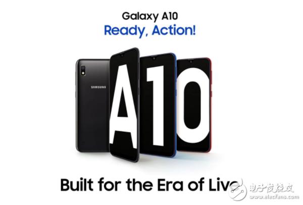 三星Galaxy A10s曝光采用了八核处理器内置4000mAh大电池