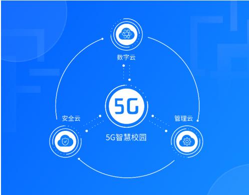老年大学开启5G智慧校园